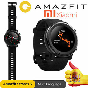 Xiaomi Amazfit Stratos 3 19 GPS Mode of Sports Watch Smart Waterproof 1