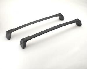 details zu 2020 2021 oem hyundai palisade crossbar roof rack set of two bars s8f21 au001
