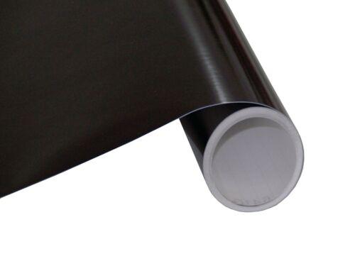 meubles diapositive 10 m uni noir brillant vernis meme film adhesif papier peint feuilles oracal