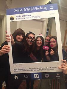 Personalised Instaframe Social Media Selfie Photo Frame