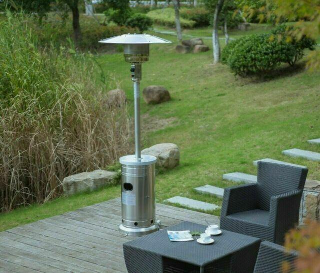 garden treasures 1148805 48000 btu gas patio heater