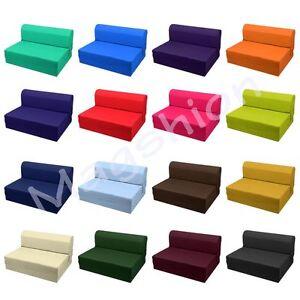Image Is Loading Sleeper Chair Folding Foam Bed Mattress Floor Ottoman