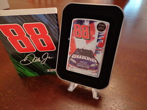 DALE EARNHARDT JR #88 NATIONAL GUARD CAR NASCAR ZIPPO LIGHTER MINT IN BOX | eBay