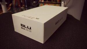 BLU PURE XR Smartphone - 4G LTE GSM Unlocked - 64GB +4GB RAM - Gold