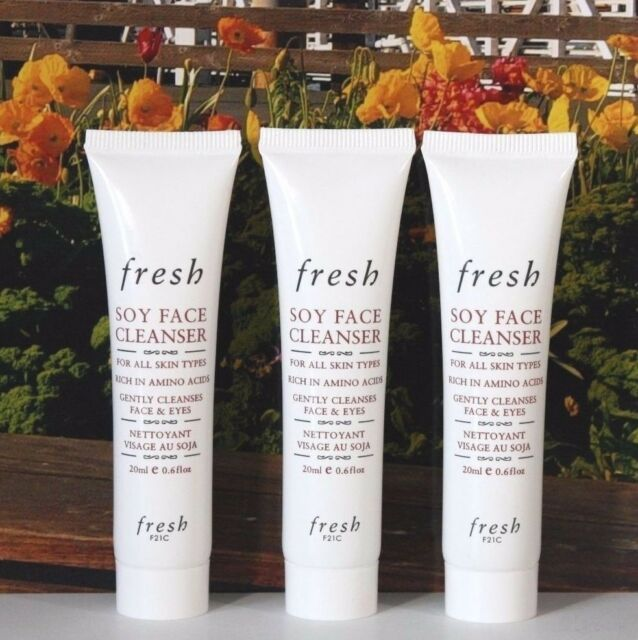 20ml Face Cleanser Soy Fresh