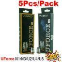 1-3 Packs VOO²POO UForce Replacement Coils² U2/N1/N3/U4/U8 Uforce³ US STOCK