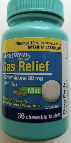 GAS RELIEF