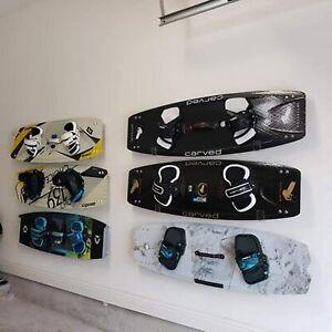 details zu skateboard wandhalterung klare acryl skateboard aufbewahrung display rack