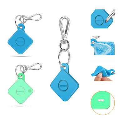 for tile mate 2020 2018 tile pro soft silicone case skin cover with keychain ebay