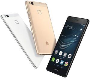 """Huawei P9 Lite VNS-L31 Dual (FACTORY UNLOCKED) 5.2"""" HD, 16GB - White/Black/Go"""