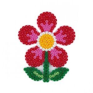 Blumen Aus Bugelperlen Cuchikind