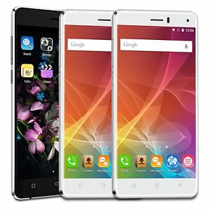 "XGODY X12 8MP Smartphone Android Cell Phone Quad Core 2+16GB 5"" Unlocked 2 SIM"