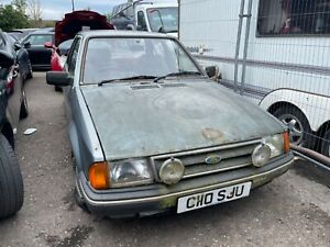 1985 Ford Orion GL 1.6 Petrol Manual 5dr ( RARE BARN FIND CLASSIC PROJECT )