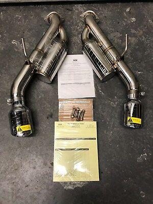 2014 2019 genuine oem infiniti q50 sport exhaust kit b0100 q50s2 in stock ebay