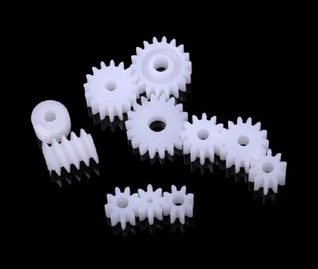 New Gears 11 Styles Plastic Gears All The Module 0 5 Robot Part For Diy
