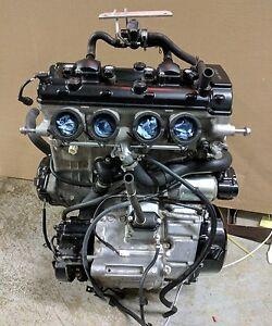 0816 Suzuki Hayabusa GSXR 1300 Complete Engine Motor Car