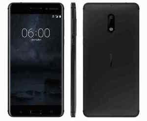 Brand New Nokia 6 64GB,RAM 4GB Octa Core unlocked Android 2017 US Ship by FedEx