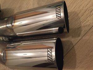 details zu bmw f20 f21 m performance exhaust tip