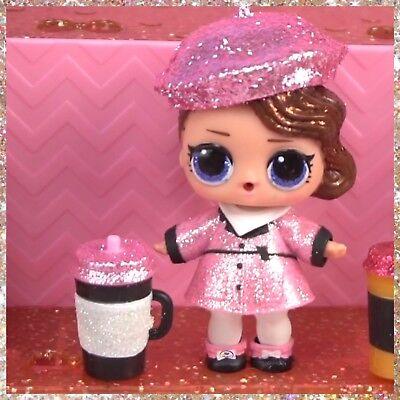 Big Sister Doll ICE SK8ER Bling Holiday Sparkle Series Glitter Toys Gift