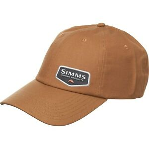 Simms Fishing Oil Cloth Weather Resistant Waxed Cotton Twill Hat Cap Two Colors Ebay