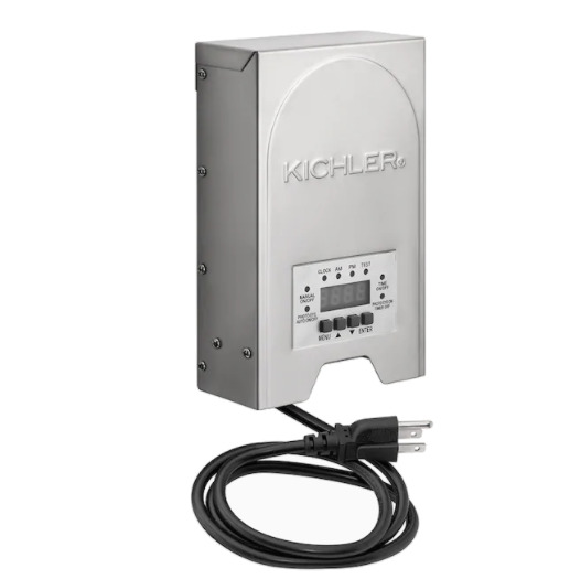 kichler showscape low voltage digital transformer 200w 0805278