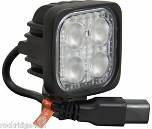 Details About Vision X New Dura Lux Mini Led Work Light 60 Degree Flood Awesome Rock Lights