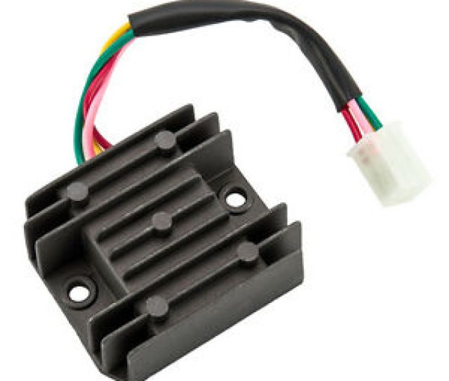 Image Is Loading Universal  Phase Motorcycle Regulator Rectifier