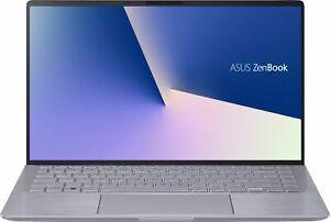 "ASUS - Zenbook 14"" Laptop - AMD Ryzen 5 - 8GB Memory - NVIDIA GeForce MX350 -..."
