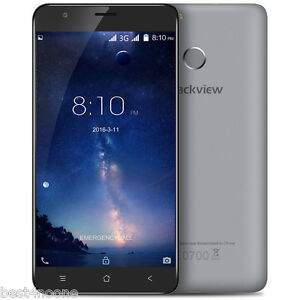 "5.5"" Blackview E7S 3G Smartphone Android MTK6580 Quad Core 2G/16G HD Fingerprint"