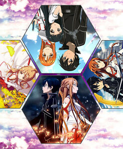 006 Sword Art Online 2 PLAYERS CUSTOM DESIGNED PLAYMAT FREE SHIPPING     Image is loading 006 Sword Art Online 2 PLAYERS CUSTOM DESIGNED