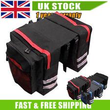 2 x deuter rack pack pannier uni black
