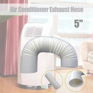 details about universal portable air conditioner exhaust hose 5 inch width extra 79 long