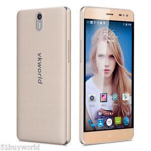 "5,5"" OctaCore 16Go/3Go 13MP Dual SIM/Caméra LTE 4G Smartphone Android VKWORLD G1"