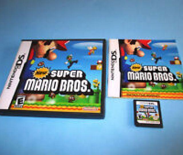 New Super Mario Bros Nintendo Ds 2006