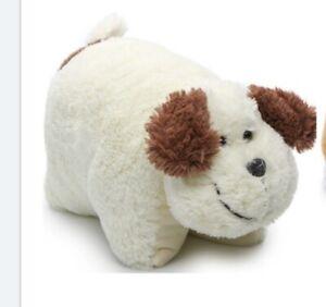 details about new standard size cuddlee pillow pet dog