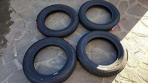 Citroen 2cv Dyane Ami Set Pneumatici Gomme 125 15 Pneu Wheel 125r15 Wearwell Ebay