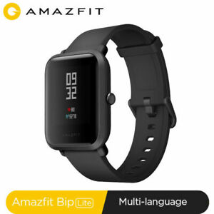Xiaomi Huami 3ATM Amazfit Bip Lite Smart watch Sport Heart Rate tracking Global