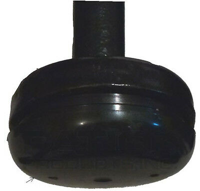 16 plastic black wrought iron patio chair leg feet inserts cup glide 1 1 2 1 5 ebay