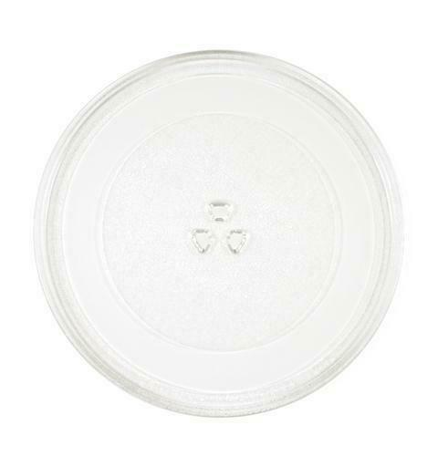 wb49x10129 ge microwave oven glass tray plate turntable kenmore 1b71961e for sale online ebay