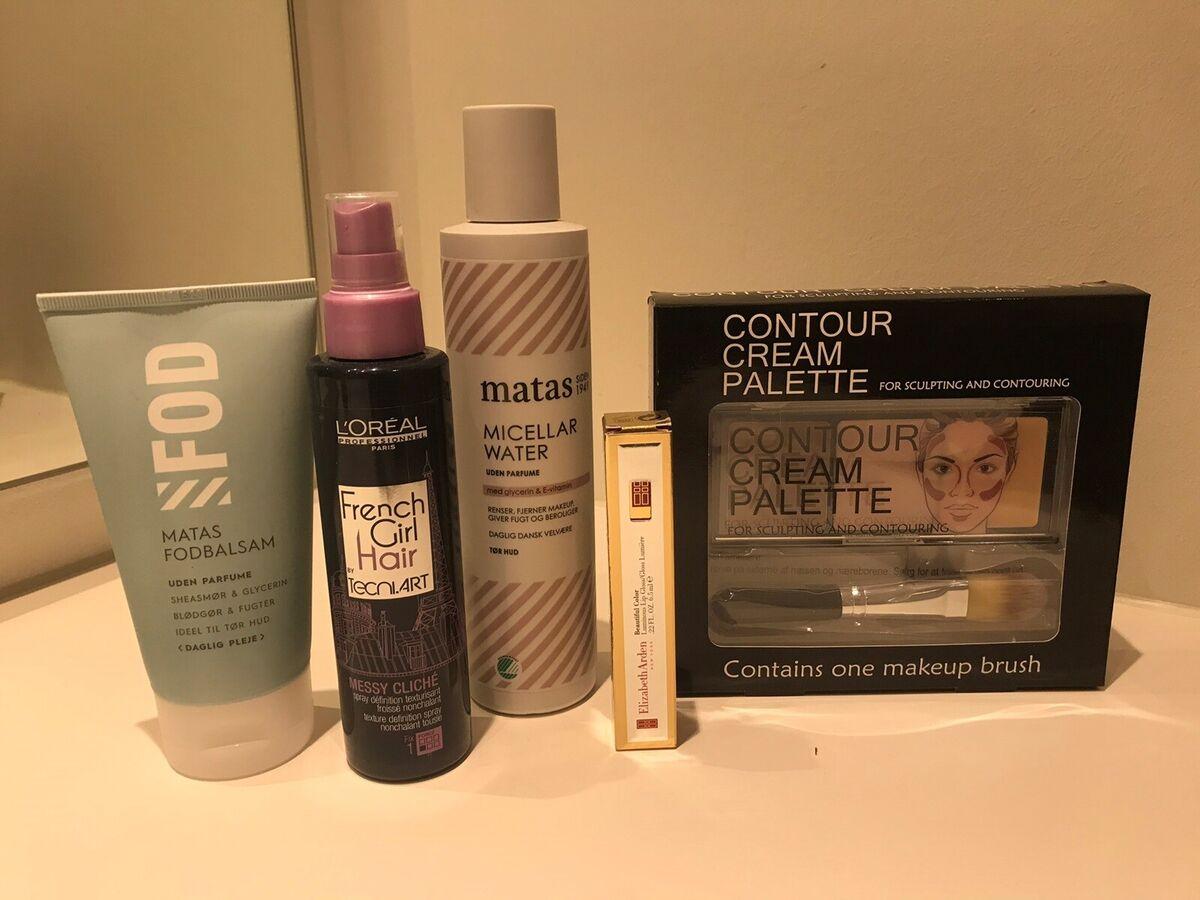 Makeup Ndash Dba Dk Ndash Kob Og Salg Af Nyt Og Brugt