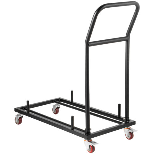 restaurant food service steel folding chair cart storage dolly 36 folding chairs capacity chairs rack business industrial feesmaaf com