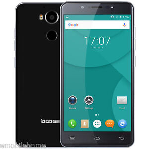 "Doogee F7 Android 6.0 5.5"" 4G Smartphone 2.3GHz Deca Core 3G+32GB 13.0MP BT"