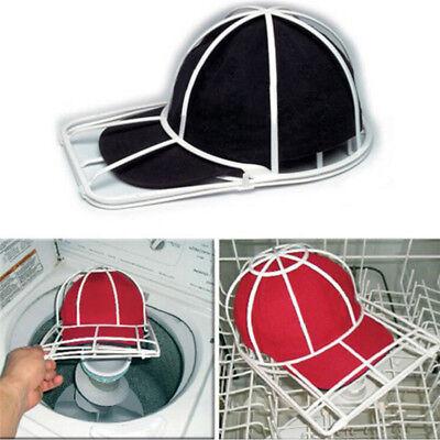 Cap Washing Cage Baseball Ball Cap Hat Washer Frame Hat Shaper Drying Rack Ebay
