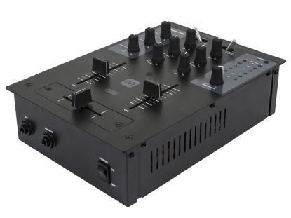 DJ 2 channel mixer