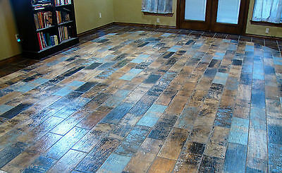 shipwreck wood effect ceramic wall floor tiles sold per m2 7625865094020 ebay