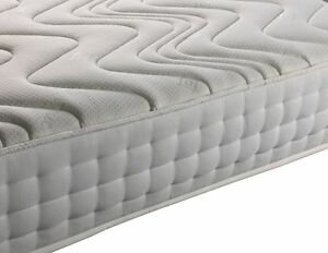 Image Is Loading Luxury Pocket Sprung Memory Foam Mattress 25cm Deep