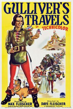 Image result for gullivers travels 1939 POSTER