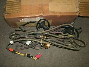 Nos Ford Gran Torino Station Wagon Tail Light Wiring