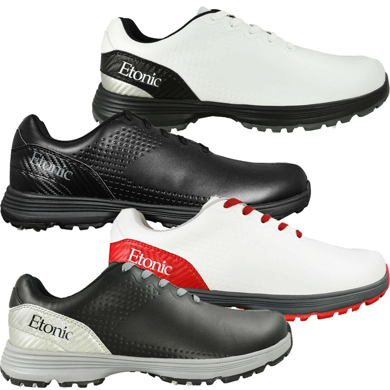 Etonic Men's Stabilizer 7-Spike รองเท้ากอล์ฟกันน้ำใหม่เอี่ยม - C'mon » TikTokJa Video Downloader