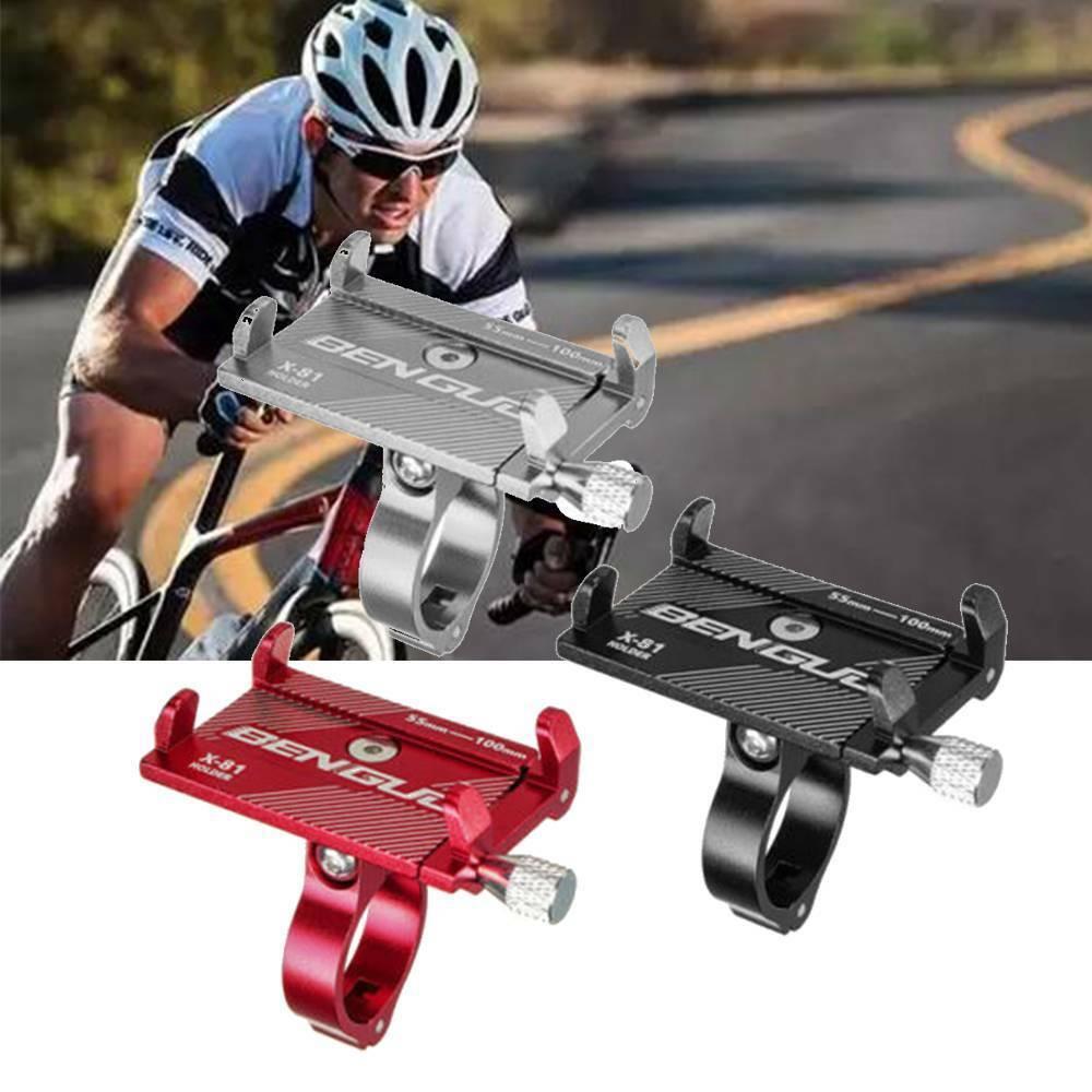 Handyhalterung Fahrrad Universal Lenker Handy Smartphone Halterung Halter DE